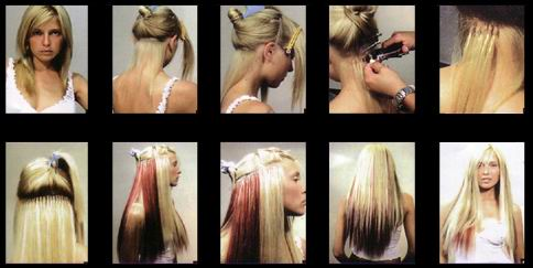 Hair extensions short to long trendy hairstyles in the usa hair extensions short to long pmusecretfo Choice Image